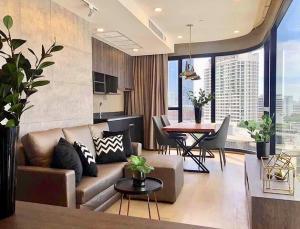 เช่าคอนโดสยาม จุฬา สามย่าน : 🚨FOR RENT 2 Bed 2 Bath 66sq.m. Special price 45k only!! ASHTON CHULA-SILOM 🚨