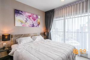 For RentCondoOnnut, Udomsuk : For Rent Life Sukhumvit 48 - 2Bed , size 40 sq., Fully furnished