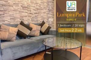For RentCondoRama9, RCA, Petchaburi : FOR Rent Lumpini Park Rama 9 Unit 890/287