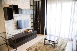 For RentCondoRatchadapisek, Huaikwang, Suttisan : N6257: Condo for rent, Quinn, Ratchadaphisek 17, beautiful room, cheap price