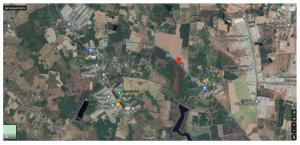 ขายที่ดินปราจีนบุรี : ขายด่วน ที่ดินใกล้นิคมอุตสาหรรม 304 ปราจีนบุรี พื้นที่ 19 ไร่ 1 งาน 70 ตารางวา