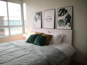 For SaleCondoLadprao101, The Mall Bang Kapi : For Sale Happy condo Ladprao101 size 35 sqm 1 bed 1 bath
