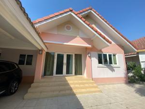 ขายบ้านสระบุรี : ขายบ้านเดี่ยวชั้นเดียว ขนาด 52 ตร.ว. หมู่บ้านสุนทรไพศาล1 อ.หนองแค จ.สระบุรี