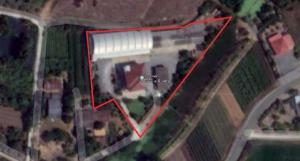 ขายโรงงานอยุธยา สุพรรณบุรี : ขายบ้านพร้อมโรงงาน 3 ไร่