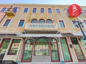 For SaleTownhouseNawamin, Ramindra : Townhouse for sale, Venice Di Iris Watcharapon, Bangkok.