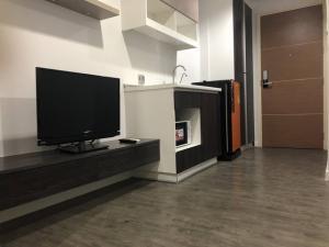 For RentCondoChengwatana, Muangthong : SS 062 # For rent, B CAMPUS PRACHACHUEN (B CAMPUS PRACHACHUEN) size 27 sq m., 3rd floor.