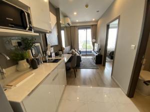 For SaleCondoOnnut, Udomsuk : Sell room, hand 1 Ideo mobi Sukhumvit 66 1 bedroom Bts Udomsuk Tel: 086-888-9328