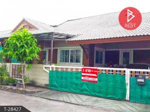 For SaleHousePattaya, Bangsaen, Chonburi : House for sale, The Bliss, Sriracha, Chonburi. Beautiful house ready to move in immediately.