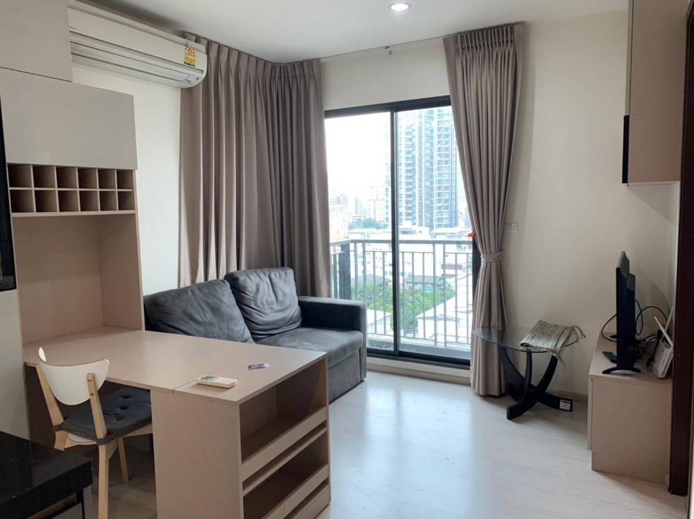 ขายคอนโดพระราม 9 เพชรบุรีตัดใหม่ : (เจ้าของ) ขาย คอนโดริทึ่ม อโศก1 สองห้องนอน ทำเลใจกลางเมืองธุรกิจ, 300 ม. ถึง MRT พระรามเก้า