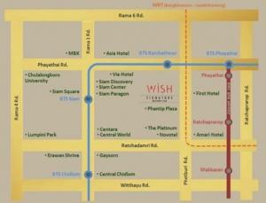For SaleCondoRatchathewi,Phayathai : (Owner) Wish Signature Condo Midtown Siam one bedroom for sale, Thep location in the heart of Siam, near BTS Ratchathewi