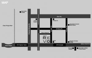 For SaleCondoSathorn, Narathiwat : (Owner) Noble Revo Silom condo for sale, one bedroom, divine location in the heart of Silom - Sathorn, near BTS Surasak, Bangkok Christian School 160 meters to BTS Surasak, near expressway, near Assumption School Mahan & The Bangkok Christian