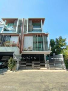 For SaleHome OfficeRama3 (Riverside),Satupadit : Home office for sale Jade Height Sathorn-Rama 3 Private Zoon.