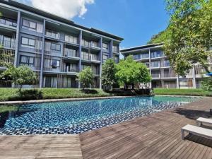 For SaleCondoKorat KhaoYai Pak Chong : Sansiri  23-degree project, 3 bedrooms, near Khao Yai AN097.