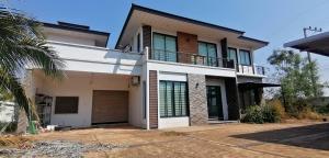ขายบ้านขอนแก่น : ขายบ้านสวยหลังใหญ่ ใกล้แยกบ้านสะอาด เนื้อที่ 176.2 ตร. ว.6 ห้องนอน  5 ห้องน้ำ