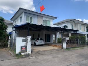 ขายบ้านขอนแก่น : ขายบ้านเดี่ยว 2 ชั้น หมู่บ้านสีวลี ศรีจันทร์ (ขอนแก่น) ขายถูกสุดในโครงการ
