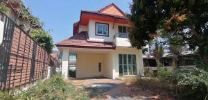 ขายบ้านขอนแก่น : ขายบ้านเดี่ยว 2 ชั้น ม. สุพัชรี บึงหนองโคตร  ห่างบึงหนองโคตรเพียง 100 ม. เนื้อที่ 73  ตารางวา