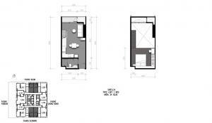 ขายคอนโดสีลม ศาลาแดง บางรัก : ด่วน!!! ห้องล๊อตพิเศษ 1BR เพดานสูง 4.7เมตร พร้อมโปรโมชั่นพิเศษ สนใจนัดชมห้องจริงได้เลย 086-395-6656 กันต์