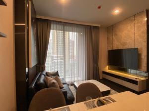 เช่าคอนโดสุขุมวิท อโศก ทองหล่อ : For Rent Laviq57 1BR 43sqm 50k ready to move in!!! 086-395-6656 กัญ