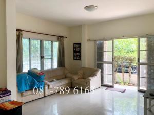 For SaleHouseNawamin, Ramindra : House for sale Private Lake Garden Private Lake Garden Phraya Suren 39 beautiful house numbers 3 bedrooms 3 bathrooms Khlong Sam Wa