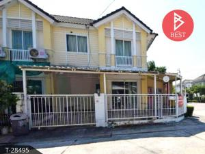 For SaleTownhouseBang Sue, Wong Sawang : Townhouse for sale behind the corner. Pruksa Ville 50 Ramkhamhaeng village, good location, beginning of the project