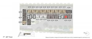 Sale DownCondoChengwatana, Muangthong : Sell down payment Nue Noble Ngamwongwan, 11th floor, special price, VVIP.