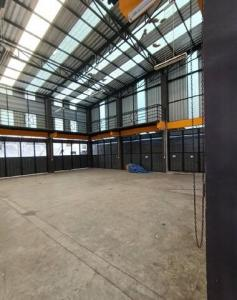 For RentWarehouseYothinpattana,CDC : Rent a new warehouse with office in Ramkhamhaeng area 440 sq m. Near Lam Sali intersection