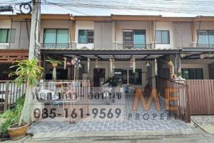 For SaleTownhousePattanakan, Srinakarin : Sell Big Townhome Pattanakarn-Onnut  Near BTS Onnut TA28-21