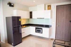 For RentCondoRatchadapisek, Huaikwang, Suttisan : Condo for rent: Quinn Condominium Ratchadaphisek, 17 new rooms, less used