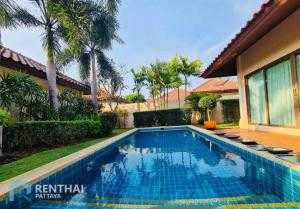 For SaleHousePattaya, Bangsaen, Chonburi : POOL VILLA 2 bedrooms, 3 bathrooms, 120 square meters.