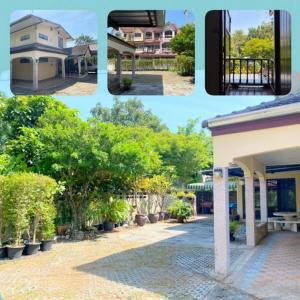 For RentTownhouseLadprao, Central Ladprao : House for rent, Soi Lat Phrao 64, Intersection 7.