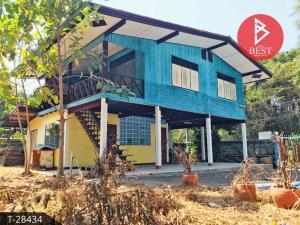 ขายบ้านอยุธยา สุพรรณบุรี : ขายบ้านเดี่ยวพร้อมที่ดิน 3 งาน 72.0 ตารางวา ท่าเรือ พระนครศรีอยุธยา
