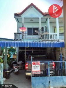 For SaleTownhouseSamrong, Samut Prakan : Townhouse for sale Pornjira Village Tamru - Klong Dan Samut Prakan