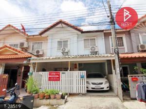 For SaleTownhouseSamrong, Samut Prakan : Townhouse for sale, Pruksa 28/2 Bang Pu-Praksa Industrial Estate, Samut Prakan.