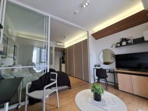 เช่าคอนโดสยาม จุฬา สามย่าน : ให้เช่า Triple Y residence สามย่านมิตรทาวน์ ห้องใหม่✨ แต่งสวยเหมือนห้องตัวอย่าง