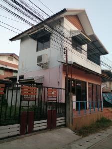ขายบ้านขอนแก่น : ขายบ้าน 2 ชั้น 2 ห้องนอน 2 ห้องน้ำ ระเบียง และห้องนั่งเล่น