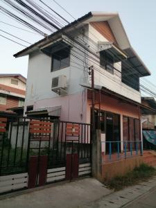 For SaleHouseKhon Kaen : 2 storey house for sale, 2 bedrooms, 2 bathrooms, balcony and living room