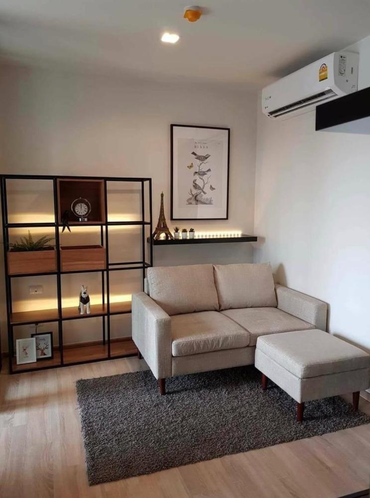 For SaleCondoRama9, RCA, Petchaburi : 2803-A😍 For SELL 1 bedroom for sale 🚄 Near Airport Link Ramkhamhaeng 🏢 The Base Garden - Rama 9 The Base Garden-Rama 9 Area: 33.00 sq.m. 💲 Sale: 3,740,000.- baht บาท099-5919653✅LineID : @sureresidence