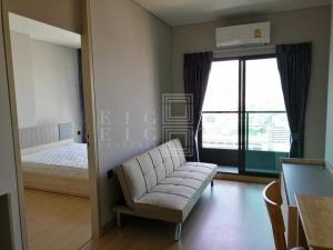 เช่าคอนโดราชเทวี พญาไท : For Rent Lumpini Suite Dindaeng-Ratchaprarop (28 sqm.)