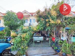 ขายทาวน์เฮ้าส์/ทาวน์โฮมพัทยา บางแสน ชลบุรี : ขายทาวน์เฮ้าส์ พฤกษ์ลดาการ์เด้นท์ (Pruklada Garden) คลองตำหรุ ชลบุรี