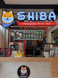 เซ้งพื้นที่ขายของ ร้านต่างๆอ่อนนุช อุดมสุข : เซ้งร้านชานม พ่นไฟ Shiba แฟรนไชส์และอุปกร