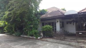 For SaleHousePattanakan, Srinakarin : Single storey house for sale, 54 sq m., Village U Sabai, Krungthep Kreetha Rd.