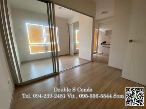ขายคอนโดบางใหญ่ บางบัวทอง ไทรน้อย : C 064#ขายพลัมคอนโด บางใหญ่ สเตชั่น  ขนาด 23 ตร.ม  ตึก E  ชั้น 4 (ห้องใหม่เอี่ยม ไม่เคยมีคนอยู่) 1 ห้องนอน  ราคาขาย  1,050,000 บาท (ฟรีค่าโอน)