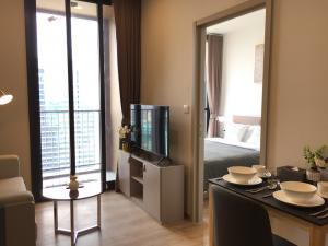 เช่าคอนโดสุขุมวิท อโศก ทองหล่อ : For Rent Condo OKA HAUS New room with beautiful decoration 🥰