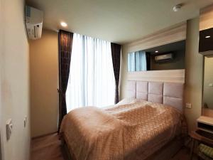 For RentCondoSukhumvit, Asoke, Thonglor : Condo Noble Recole Sukhumvit 19 @BTS Asoke, 35 sq.m 1Bed 19th floor Garden View, Fully furnished