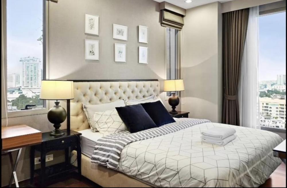 For RentCondoSukhumvit, Asoke, Thonglor : For Rent Ashton Morph 38 (Pets Friendly) Beautiful room, complete appliances 095-249-7892