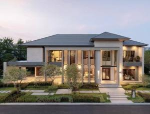 For SaleHouseRama5, Ratchapruek, Bangkruai : Selling Super luxury house : Rachapruek - Jaran