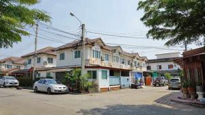 For SaleTownhouseRama5, Ratchapruek, Bangkruai : ทาวน์เฮาส์ พฤกษาวิลล์19 วัดส้มเกลี้ยง 17.5ตรว. ใกล้สวน ต้นหมู่บ้าน ทำเลดี