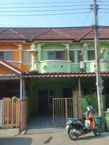 For SaleTownhouseNawamin, Ramindra : Sale: 2-storey townhouse, area 17 sq m.