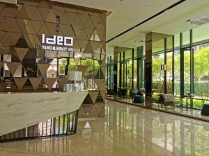 ขายคอนโดอ่อนนุช อุดมสุข : Ideo S93 BTS บางจาก ขาย 1 นอน ชั้น 15 ทิศใต้ ตำแหน่งห้องสวย เฟอร์บิ้วอิน เจ้าของขายเอง ราคา 4.3 ล้าน