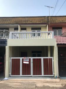 For SaleTownhouseNawamin, Ramindra : For sale: 2-storey townhouse, area 17 sq m. 🌈 Village Rungnapa, Hathairat 9 Road